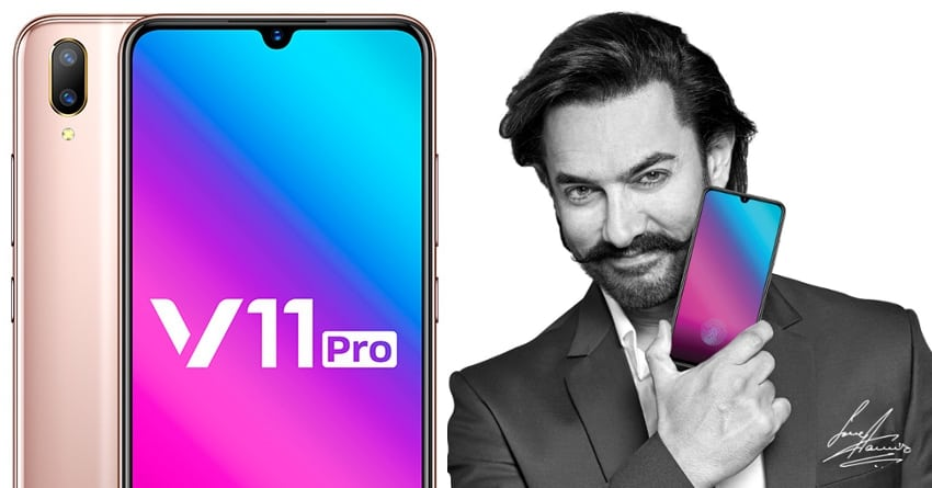 Vivo V11 Features and price